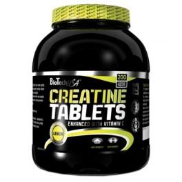 BioTech Creatine tablet 200 chewing табл