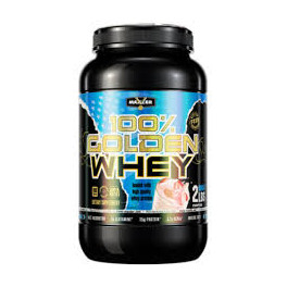 Maxler Golden Whey 0,9 кг